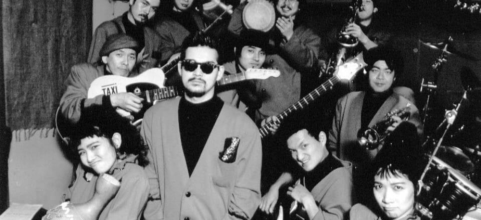 JAGATARAの初期名盤がアナログLPで復活!!旧BMGビクター発売音源全曲のサブスク配信も解禁!!
